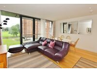 Beautifully presented FURNISHED first floor 2 bed flat with great outlooks - Simpson Loan
