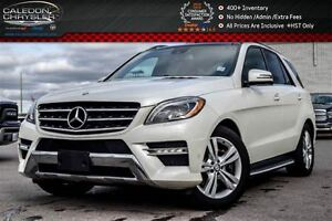 2013 Mercedes-Benz M-Class ML350 BlueTEC|4WD|Navi|Pano Sunroof|B