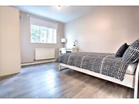 Extra- large double room available in October! Moments from Clapham South tube station!
