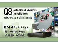 Satellite & Aerials & CCTV & Networking