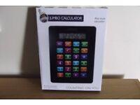 New York Gift Co Jumbo Calculator