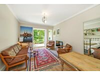 Light and peaceful, a modern one bedroom garden flat to rent in W2