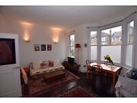 LARGE 1 BEDROOM FLAT WITH PRIVATE ROOF GARDEN