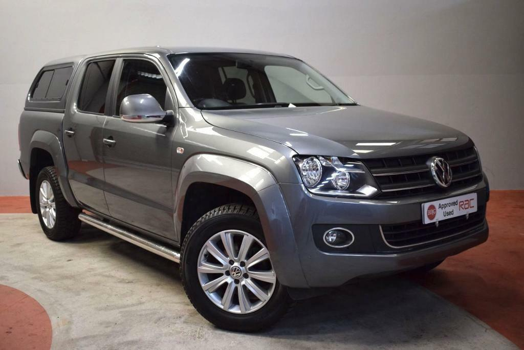 volkswagen amarok 2 0 tdi highline 4motion leather double. Black Bedroom Furniture Sets. Home Design Ideas