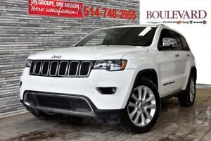 2017 Jeep Grand Cherokee LIMITED V6 MAGS 20'' 4X4 CAMERA