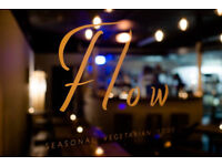--- Vegetarian Restaurant looking for passionate chef ---