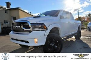 2015 Ram 1500 Sport Crew LIFTED 140 Cuir/Nav/Camera $119/Semaine
