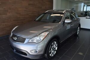 2010 Infiniti EX35 Fully Equipped Teck Package  Navigation Lane