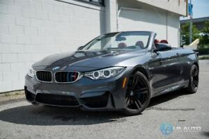2015 BMW M4 Cabriolet!! Only 34000kms!! No Accidents!!