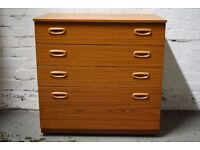 Shreiber Chest Of Drawers (DELIVERY AVAILABLE)