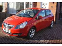Vauxhall Corsa 1.2 SXI Red, Ideal first car!