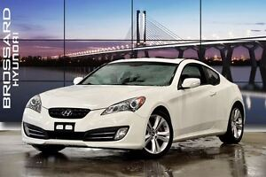 2011 Hyundai Genesis Coupe V6 3.8 CUIR TOIT OUVRANT MAGS