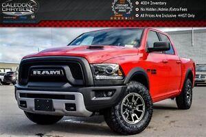 2017 Ram 1500 New Rebel|4x4|4Corner Air Suspension|Backup Cam|Bl