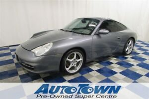 2003 Porsche 911 Carrera LEATHER/SUNROOF/BOSE