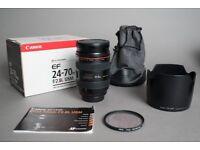 Canon 24-70 L f2.8