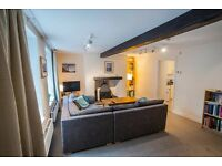 Double room to rent in lovely shared basement flat