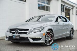 2012 Mercedes-Benz CLS-Class CLS 63 AMG w/ AMG Performance Packa