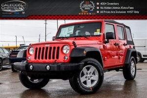 2018 Jeep Wrangler New Car Sport S|4x4|Soft Top|Pwr Windows|Pwr