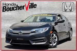 2016 Honda Civic LX Manuel Retour de location