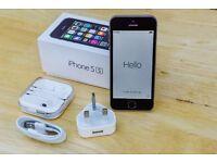 Apple iPhone 5s 16gb (black)