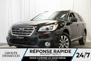 Subaru Outback 3.6R + AWD + TECH PACK + WOW