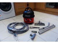 ** L@@K ** Twin Speed Full power HENRY Vaccum cleaner / New tools , hose ect