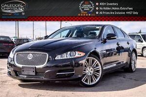 2013 Jaguar XJ Supercharged|AWD|Navi|Pano Sunroof|Backup Cam|Blu