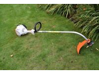 stihl fs 50 petrol trimmer