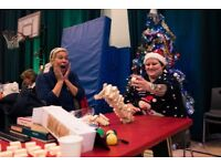Help make Christmas happen, be a Christmas Assistant volunteer with Crisis (November start)