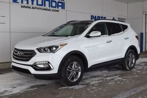 2017 Hyundai Santa Fe Sport | Heated Wheel & Seats | Bluetooth &