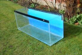 """fish tank 42"""" by 14"""" by 18"""""""