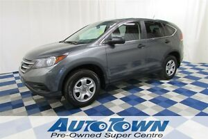 2013 Honda CR-V LX AWD/REAR VIEW CAM/A/C/HEATED SEATS