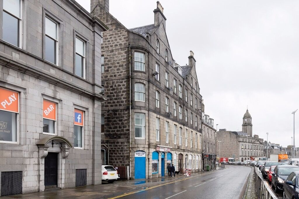 AM PM ARE PLEASED TO OFFER FOR LEASE THIS LOVELY 1 BED PROPERTY- ABERDEEN- TRINITY HOUSE-P1174