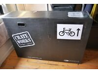 Used Crateworks Bicycle Transport Box