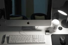 "Apple iMac 24 "" , A1225, Mountain Lion 10.8, Intel Core2Duo, 2.4GHz, 4GB RAM, 500GB HDD"
