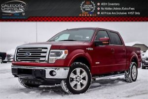 2013 Ford F-150 Lariat|4x4|Navi|Sunroof|Backup Cam|Bluetooth|R-S