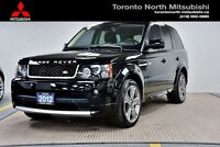 2012 Land Rover Range Rover Sport HSE GT LE NO ACCIDENT