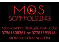 M.O.S. Scaffolding