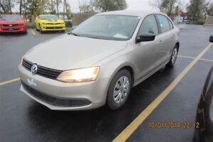 2013 Volkswagen Jetta HEATED SEATS! CRUISE CONTROL! POWER PACKAG