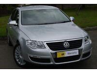£0 DEPOSIT FINANCE (10) Volkswagen Passat 1.8 TSI Highline 4dr **1 OWNER** HUGH SPEC***RARE PETROL
