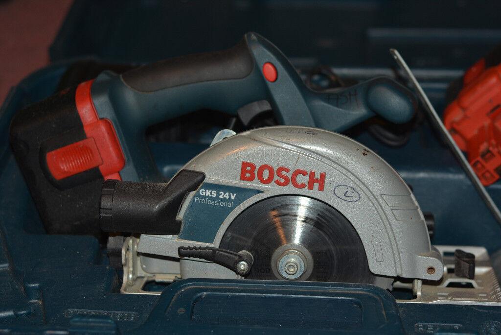 Bosch GKS 24 circular saw