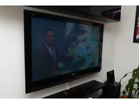 "50"" Plasma TV - Panasonic TH-50PZ81B"