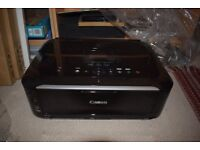 Canon Pixma printer MG5350. NOT FULLY WORKING
