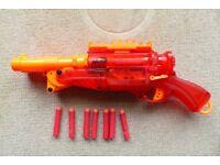Barrel Break IX-2 Nerf gun