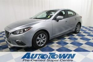 2014 Mazda MAZDA3 GX-SKY A/C /KEYLESS ENTRY/AUTOMATIC/LOW KM/GRE