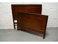mahogany bed surround (DELIVERY AVAILABLE)