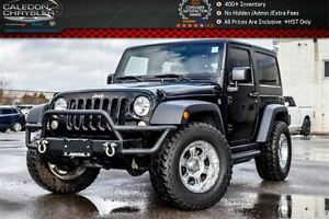 2012 Jeep Wrangler Rubicon|4x4|Navi|Bluetooth|Leather|Heated Fro
