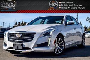 2016 Cadillac CTS Luxury Collection AWD|Navi|Pano Sunroof|Blueto