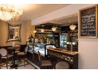 Experienced Barman required