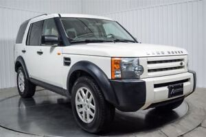 2008 Land Rover LR3 SE AWD V6 CUIR TOIT PANO 7 PASSAGERS MAGS